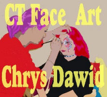 CT Face Art - Chrys Dawid