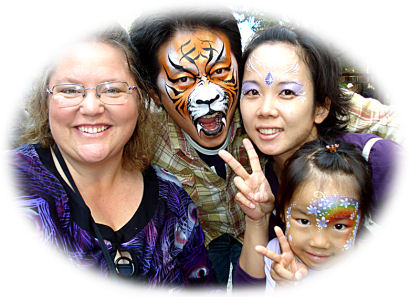 Face Painting Galleries